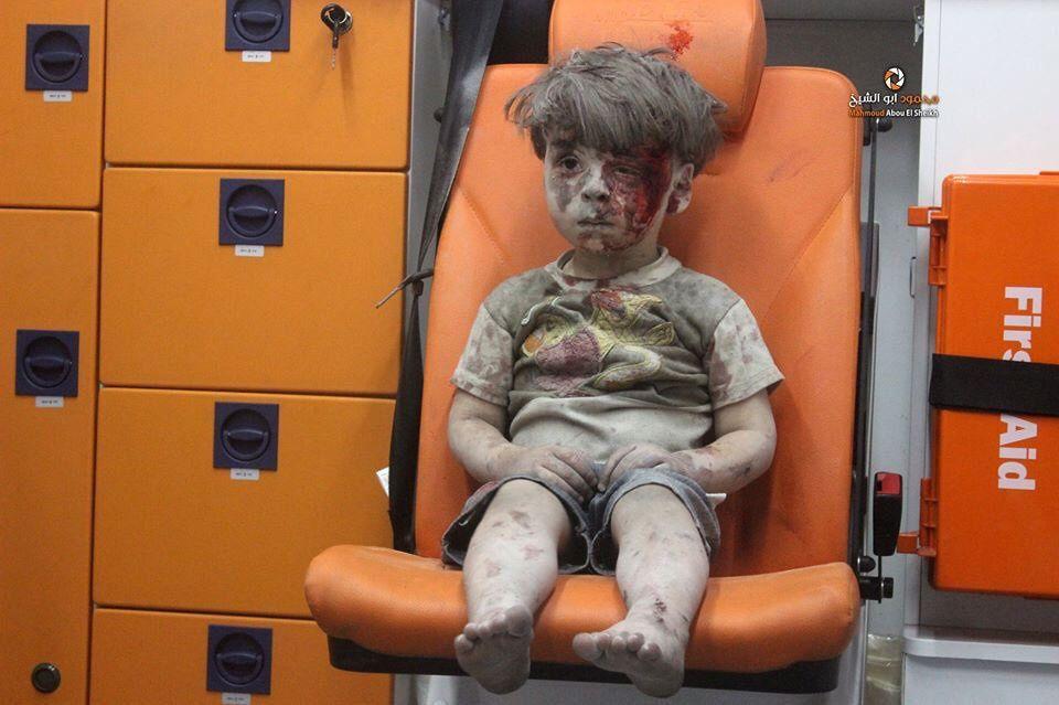 Frappes russes à Alep
