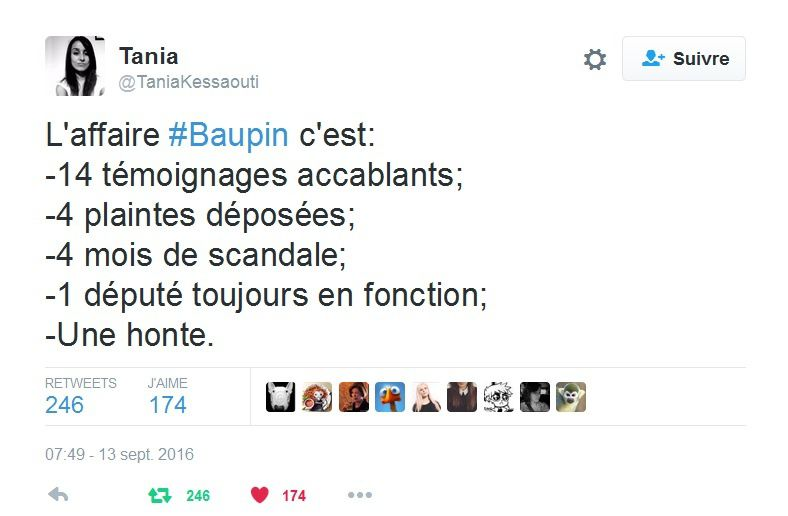L'affaire Baupin