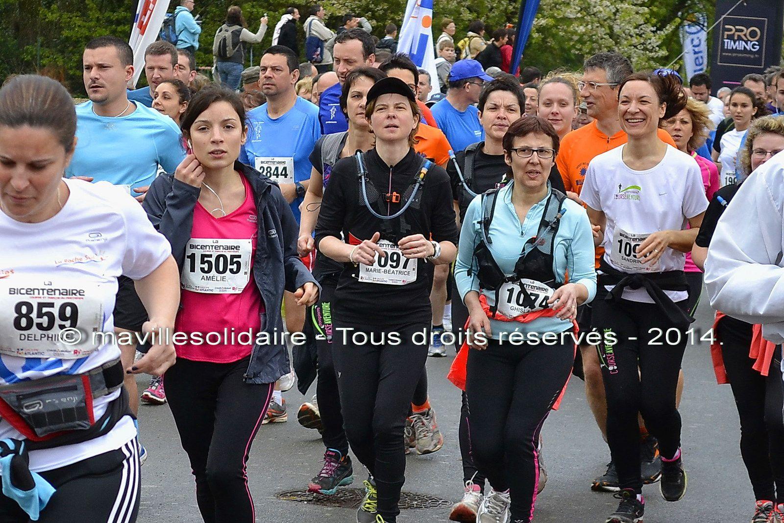 La bicentenaire 2014 - La Roche-sur-Yon.
