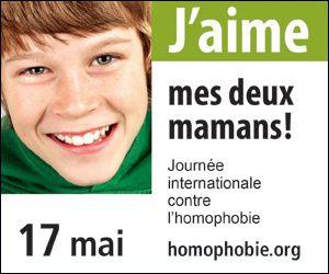Journée mondiale contre l'homophobie le 17 mai 2014, communiqué de Aides la Roche-sur-Yon.