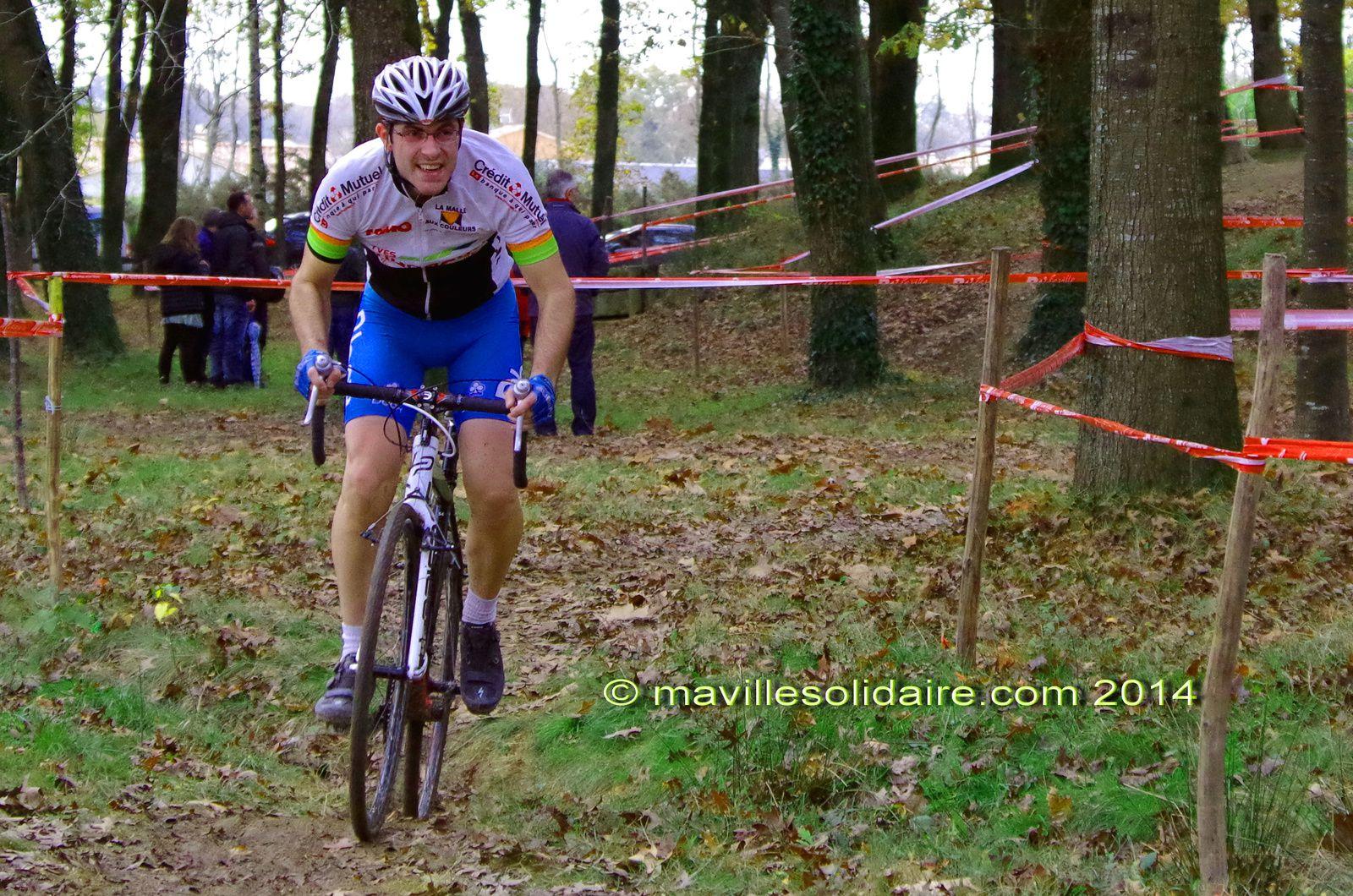 La Roche Vendée Cyclisme 3ème édition du Grand Prix Cyclo-cross de La Roche-sur-Yon