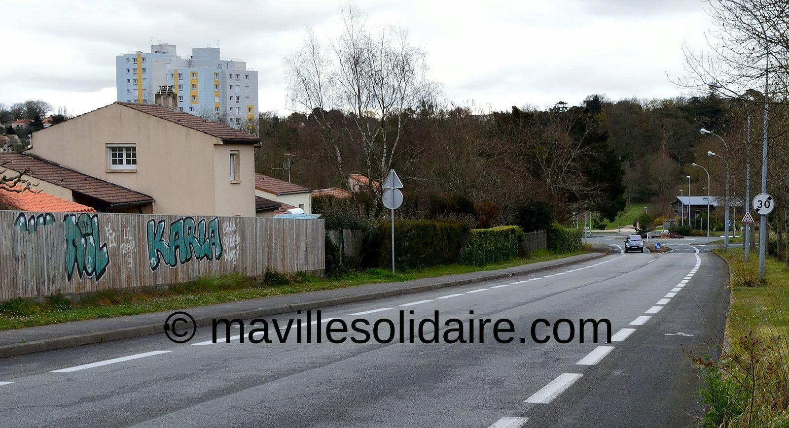 La Roche-sur-Yon. La Vigne-aux-Roses: gros chantiers en vue.