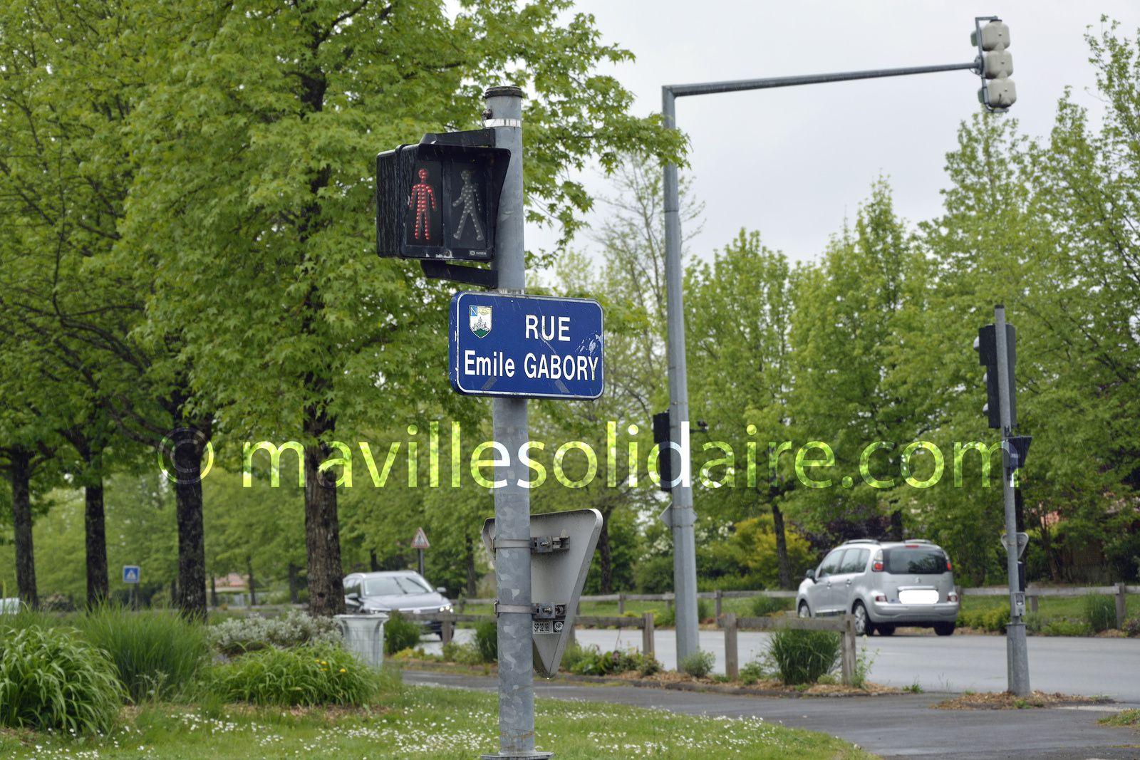 La Roche-sur-Yon. Réaménagement du Bourg: la rue Gabory oubliée.