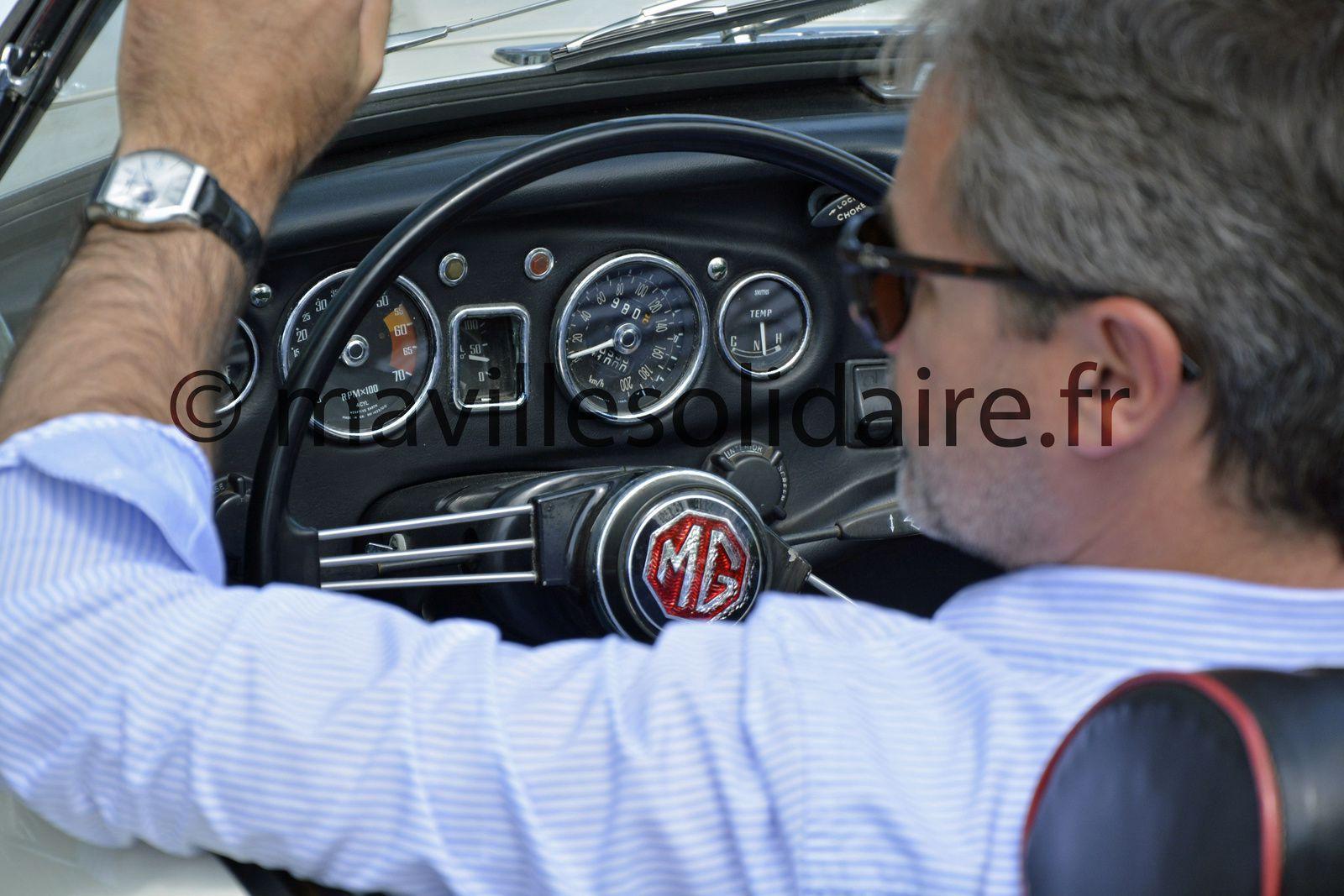 La Roche-sur-Yon. Des véhicules de collection pour valoriser le savoir-faire vendéen.