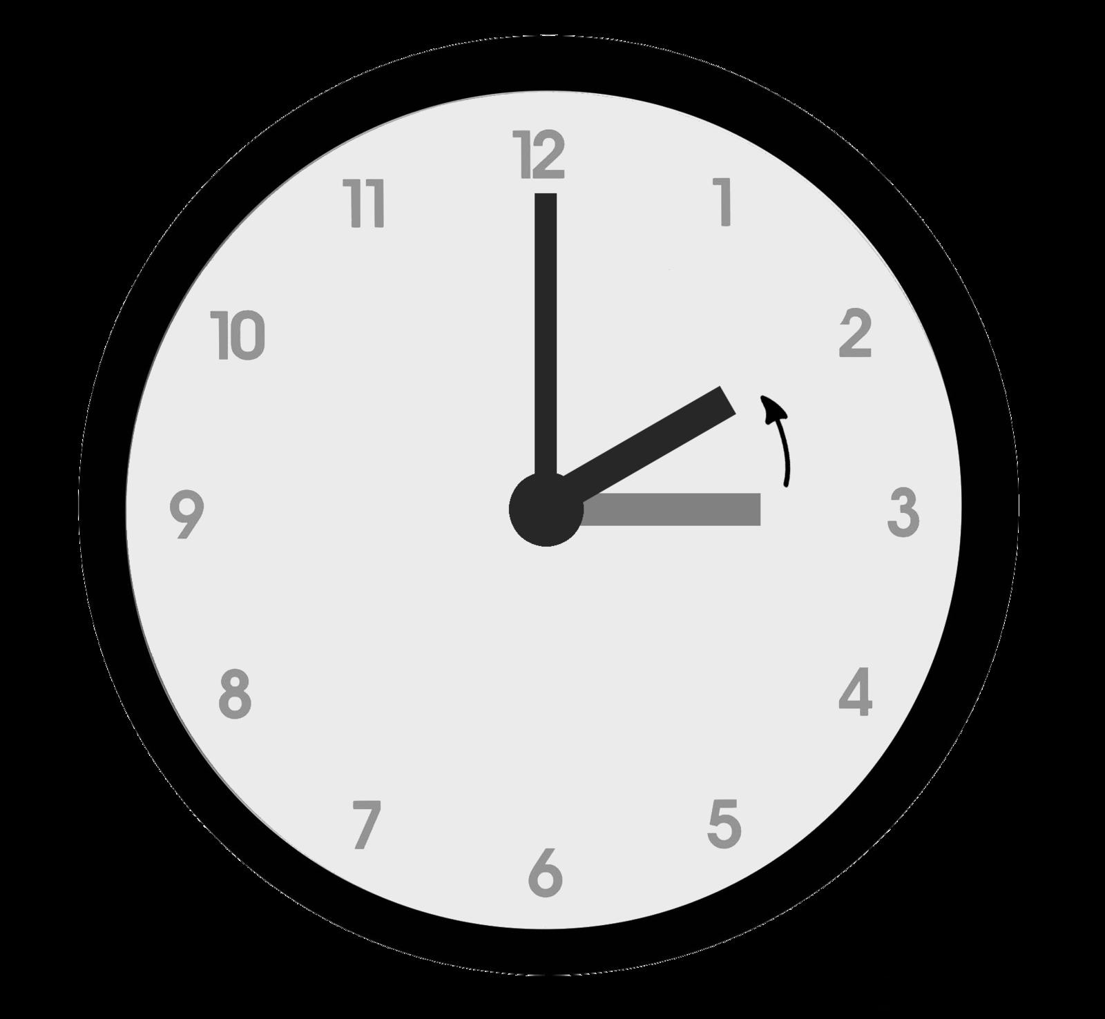 Passage à l'heure d'hiver dans la nuit du samedi 29 au dimanche 30 octobre 2016.