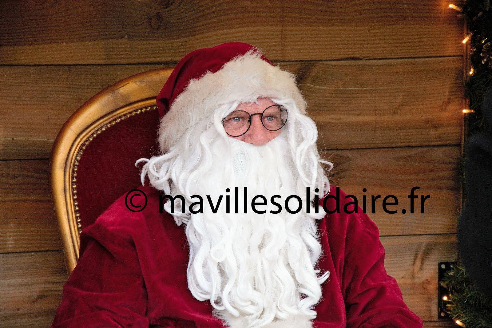 La Roche-sur-Yon. [Images] de Noël en fête de samedi.