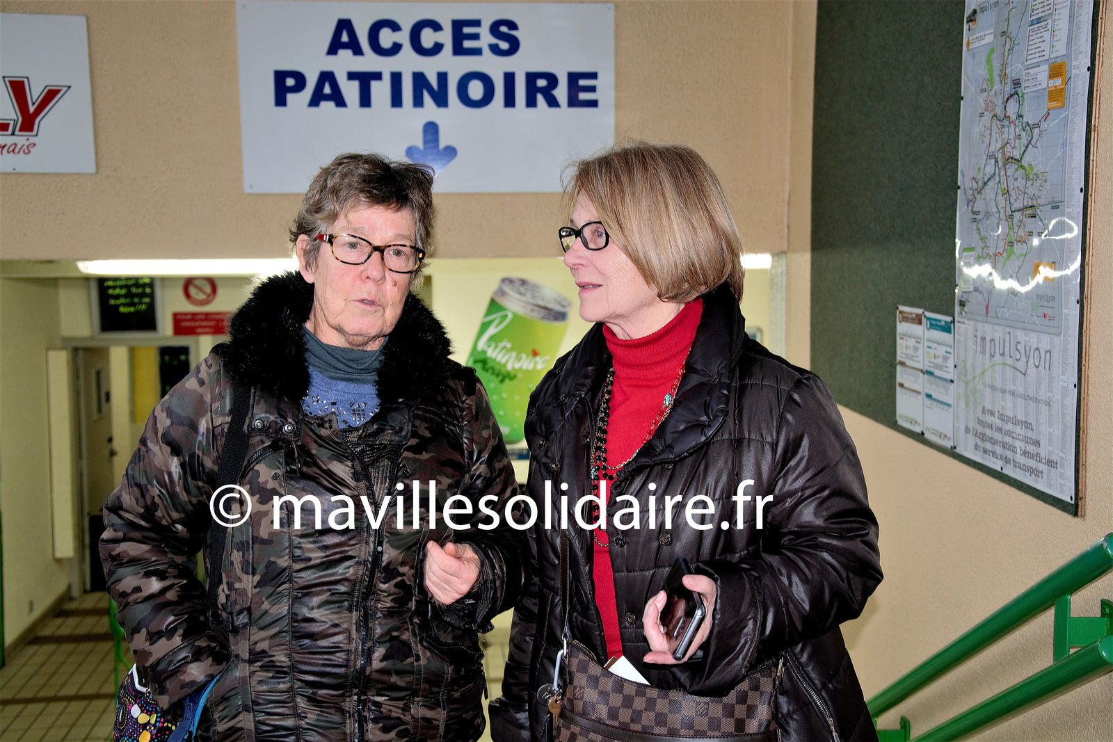 La Roche-sur-Yon. Licenciée à trois jours de Noël.