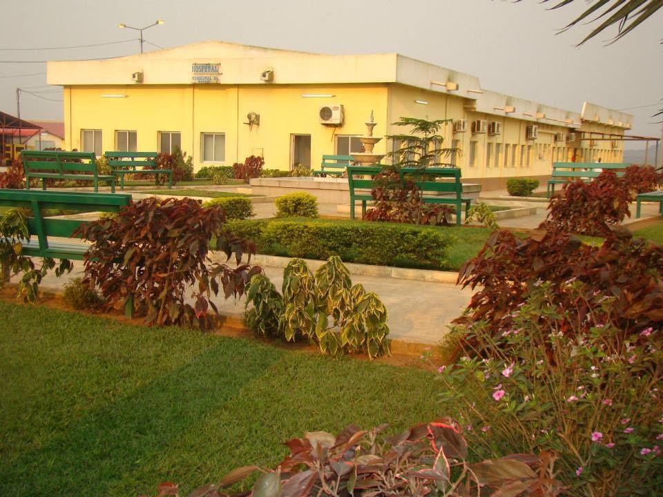 Hospital municipal da Damba