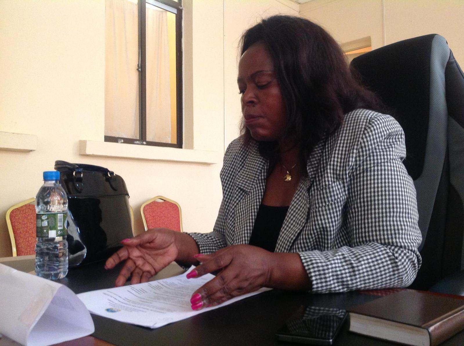 A comitiva foi chefiada por Sua Excia Dra Maria Fernando Cavungo, Administradora Municipal da Damba, ladeado pelo vossa Excia Dr Zacarias Manuel Administrador Municipal Adjunto e com todos membros da Administração Municipal.