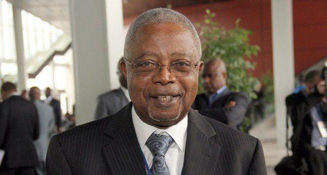 Embaixador de Angola na RDC, Emílio Guerra. Imagem de arquivo