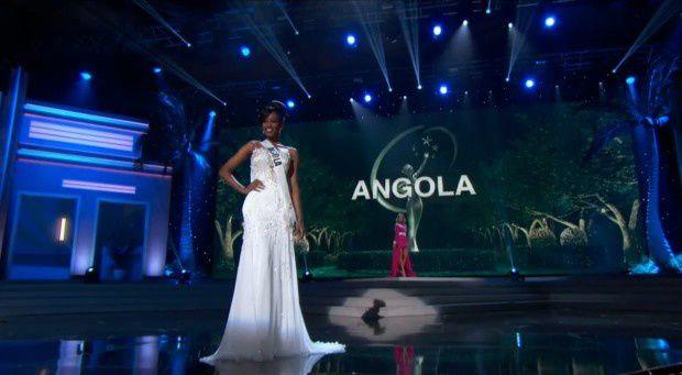 Angolana eleita Miss Toronto-turismo
