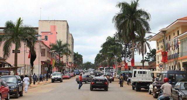 A cidade do Uíge celebra os seus 98 anos da existência.