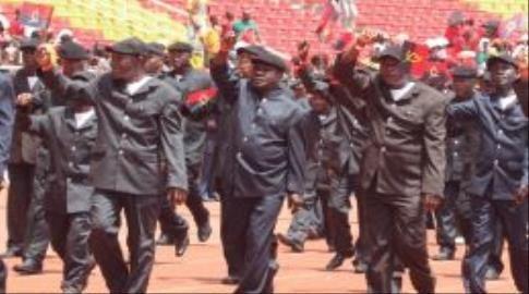 Ex-combatentes da FNLA reclamam subsídios de reforma