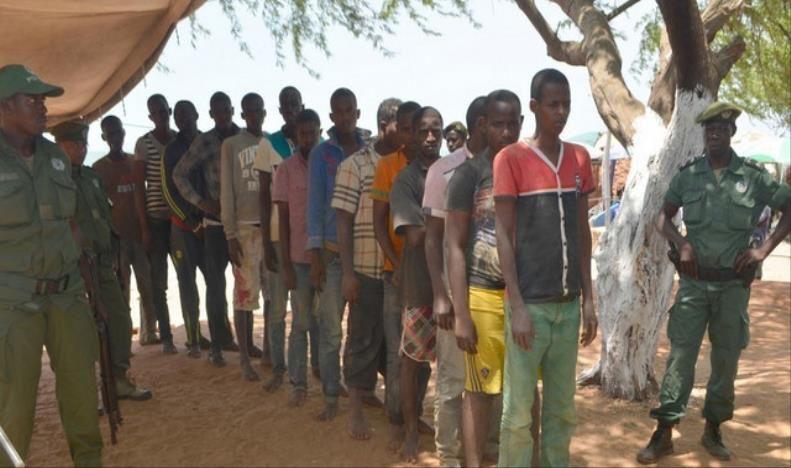 Polícia detém 543 violadores de fronteiras este ano