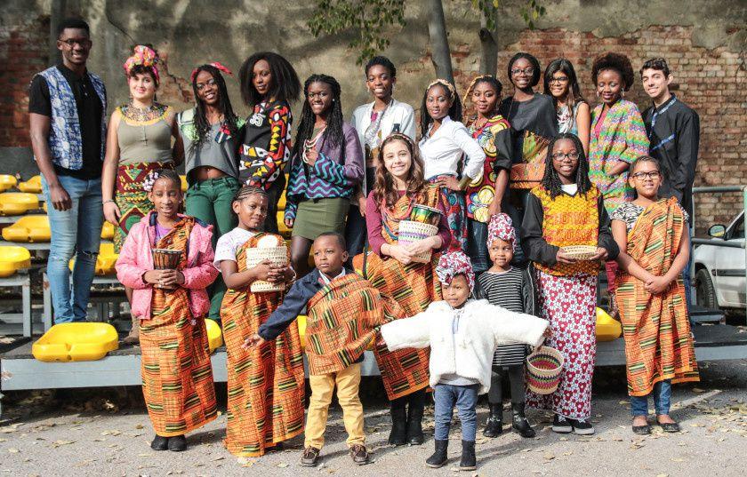 THE MWANA AFRICA, UMA OFICINA CULTURAL AFRICANA EM LISBOA