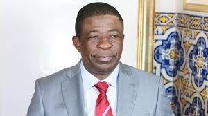 O Governador provincial do Uige, Paulo Pombolo. Imagem de arquivo.