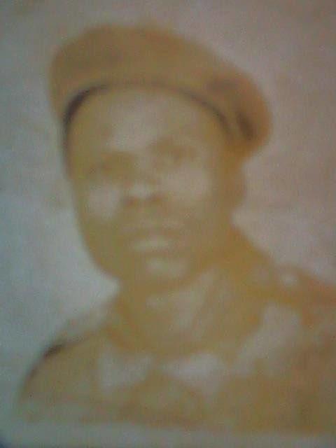 Retrato dos heroís desconhecidos de Angola: MATEUS JOSÉ LELLO