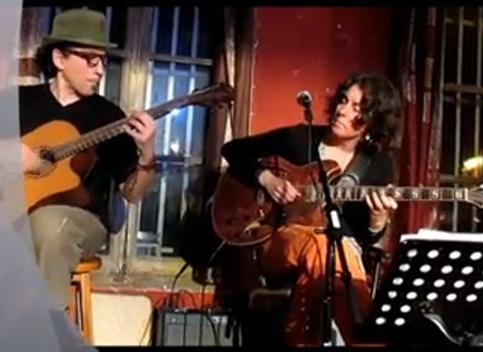 Elsaza, duo swing