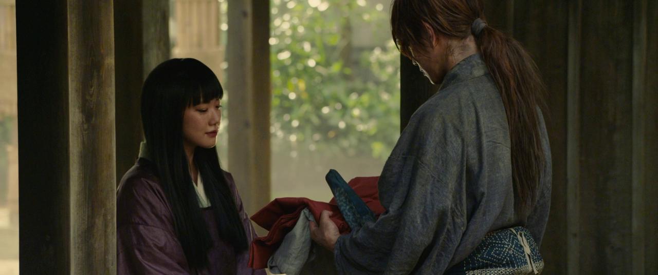 [EVEN!MOAR!KENSHIN!!!! mais après c'est fini :(] Rurouni Kenshin : The Legend Ends  るろうに剣心 伝説の最期編