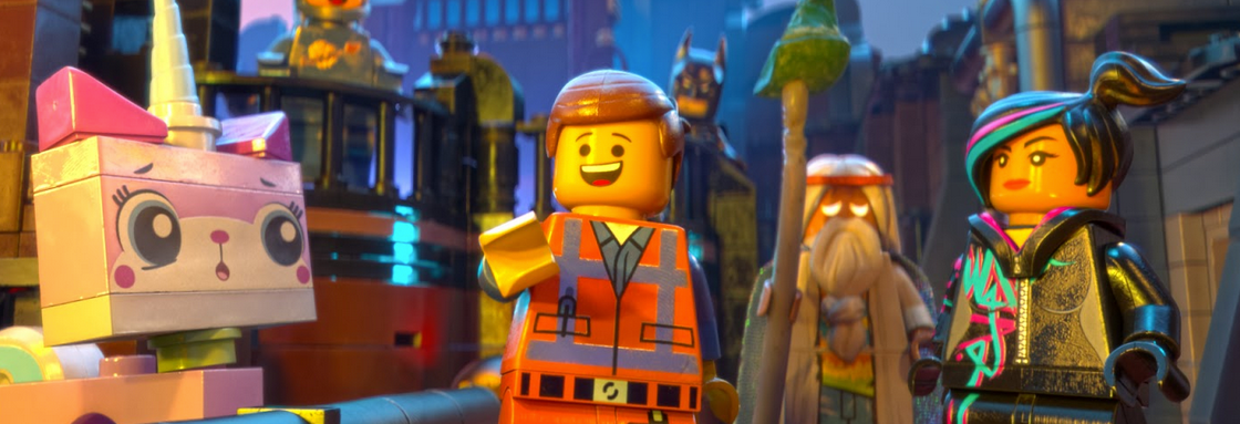 [Everything is awesome] The Lego Movie / La Grande Aventure Légo