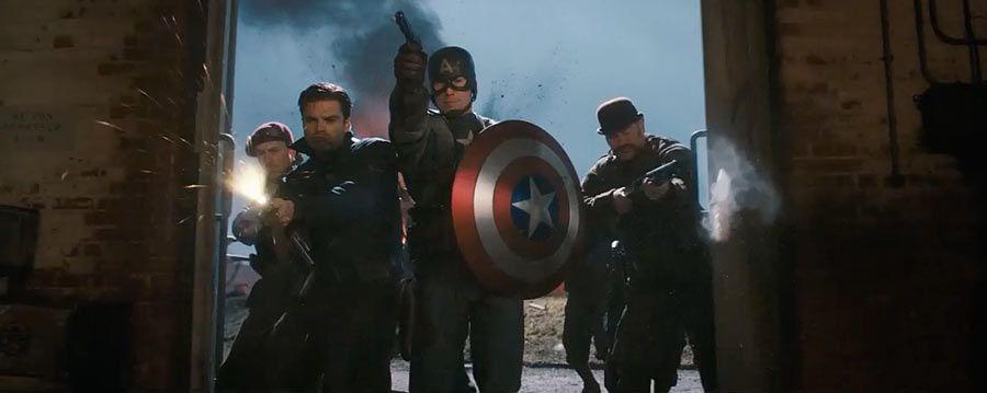 [Tout petit article sur] Captain America : The First Avenger
