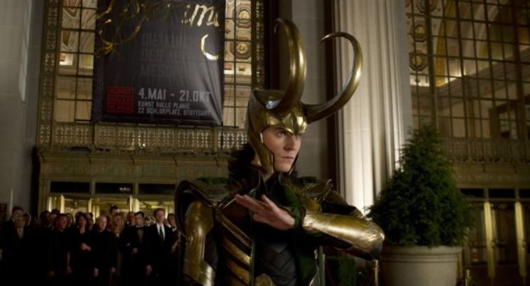 ALL KNEEL BEFORE ZE POWAA OF ZE HAT OF ZE LOKI!  .........................   :')