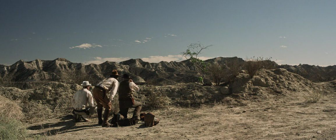 [MP2016: Old West et Cuisine Locale] Bone Tomahawk