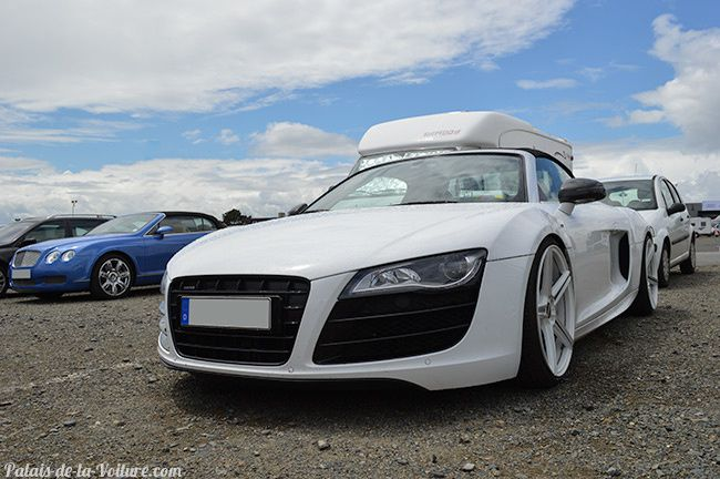 AG57 • Audi R8 V10 Spyder with MBDesign wheels '11