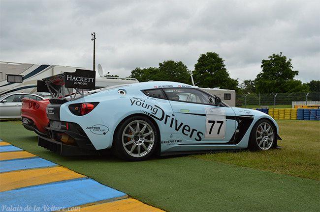 Aston Martin V12 Zagato Race Car Edition