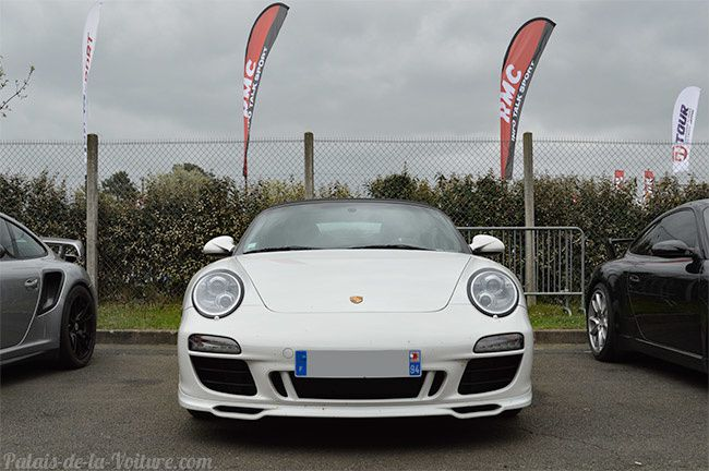 AG60 • Porsche 911 (997) Speedster '11