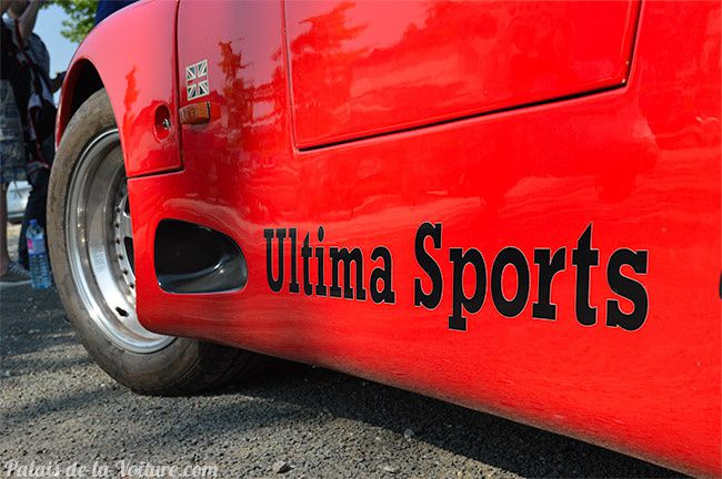 AG61 • Ultima Sports with V8 Rover '96