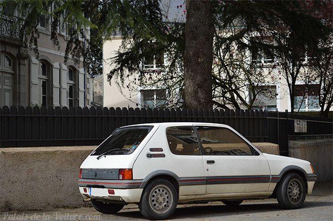 AG62 • Peugeot 205 1.6 GTI '84