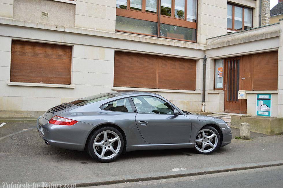 AE49 • Porsche 911 (997) Carrera '04