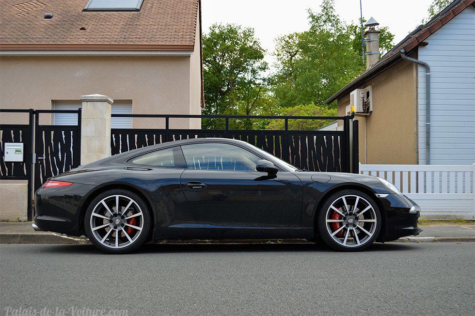 AF52 • Porsche 911 (991) Carrera S '11