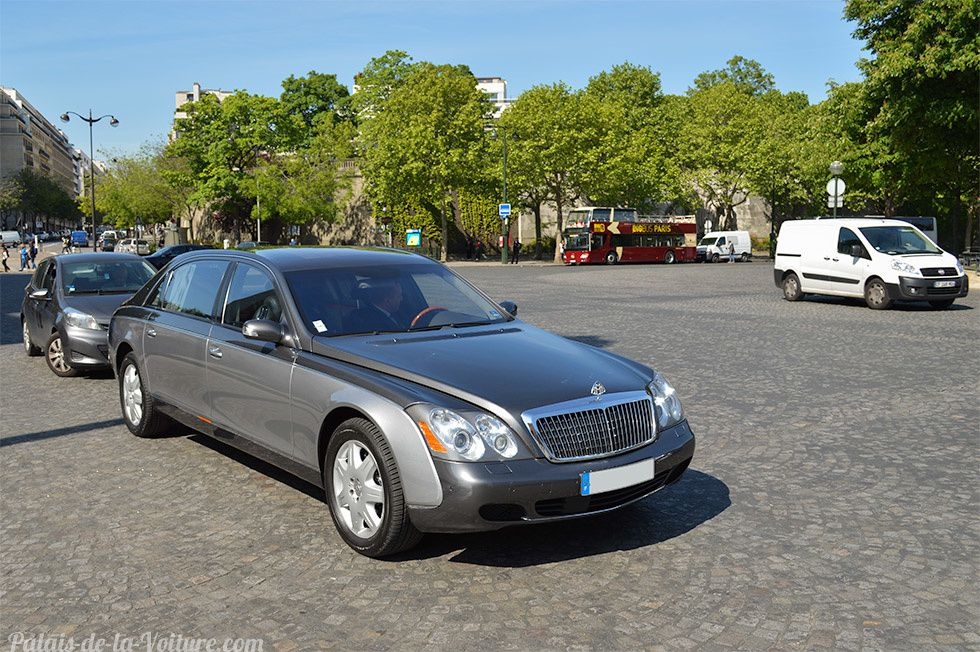 AG67 • Maybach 62 '08