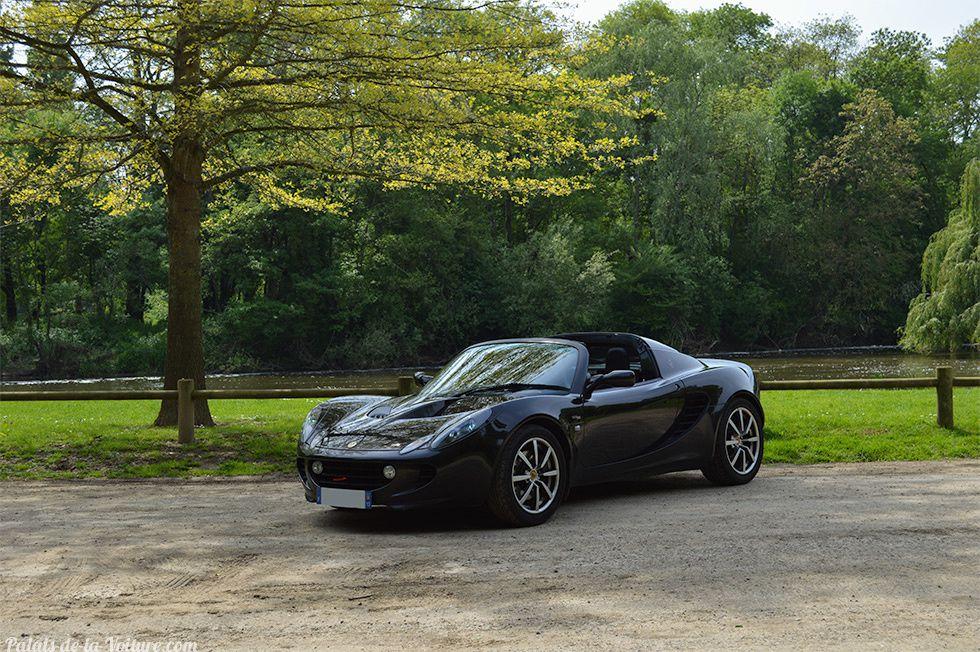 AG68 • Lotus Elise S2 111S