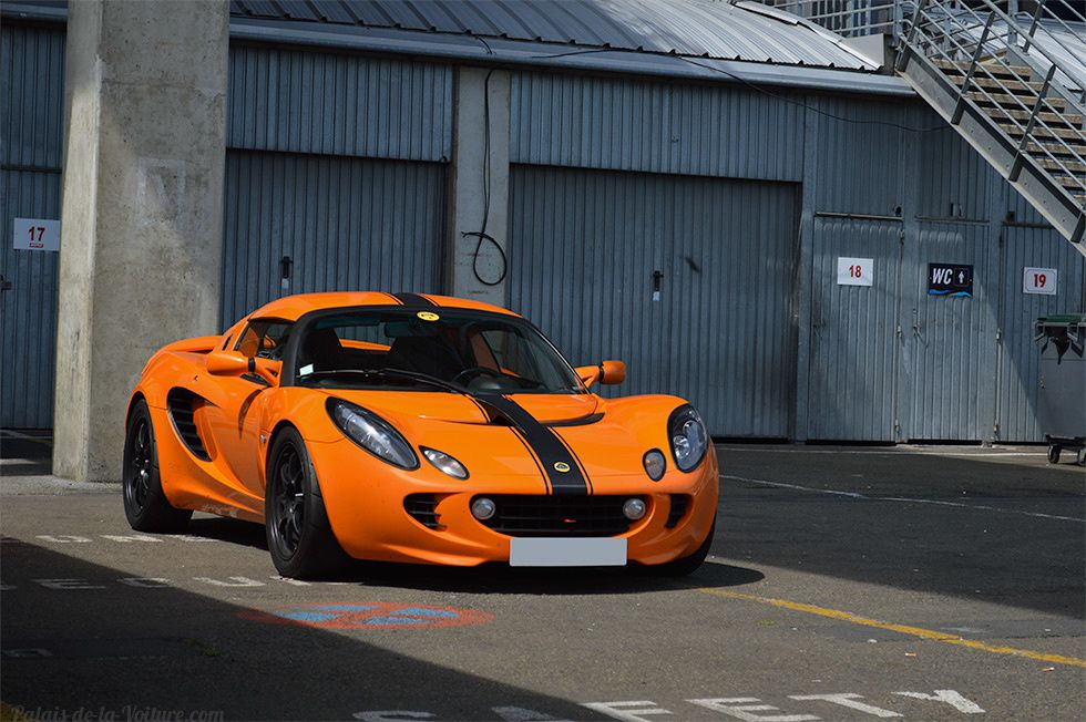 AB23 • Lotus Elise S2 Supercharged '08