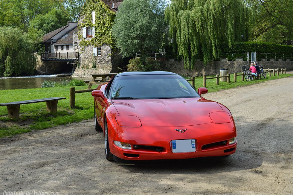 AG69 • Chevrolet Corvette C5 coupé '01