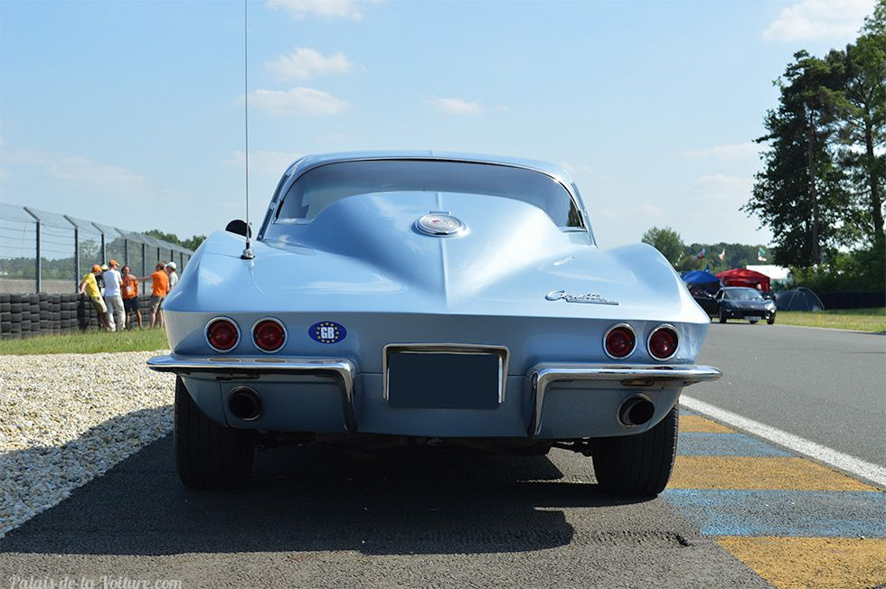 AB99 • Chevrolet Corvette C2 Sting Ray '65