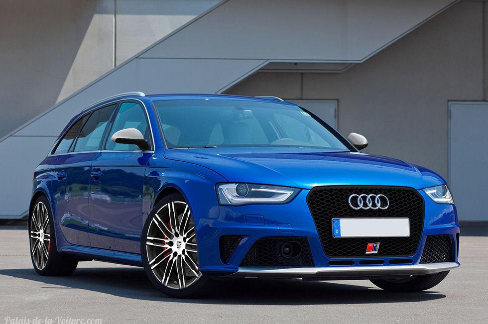 Et si Audi ressuscitait la RS2 ?