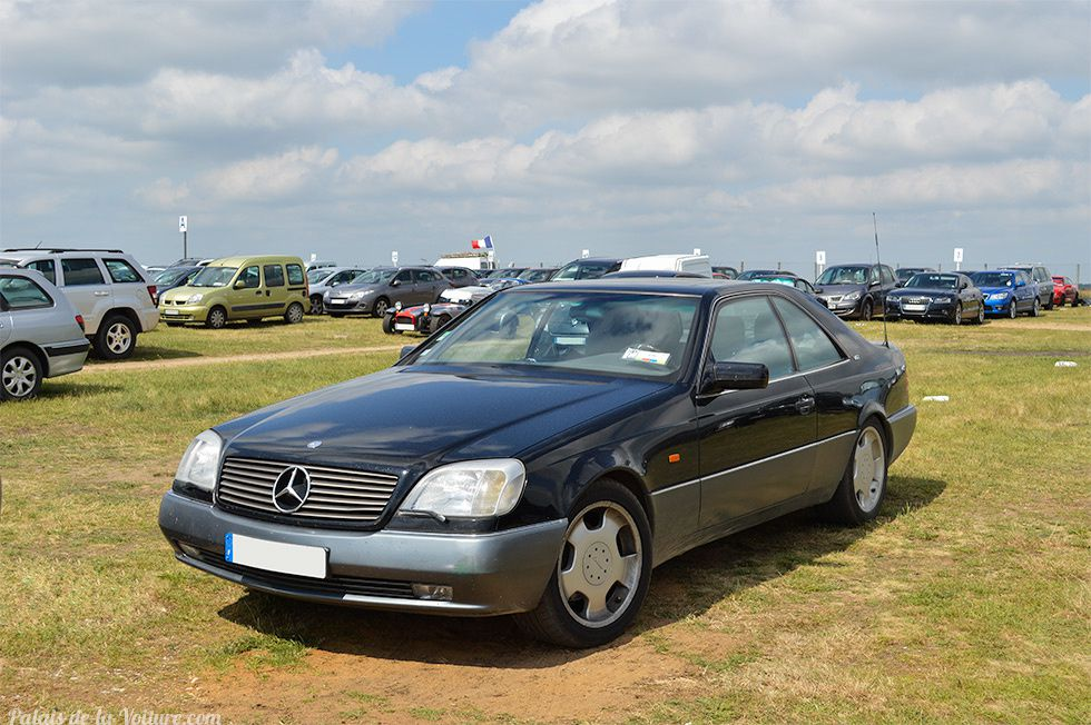 AG73 • Mercedes (C140) CL 600 '96