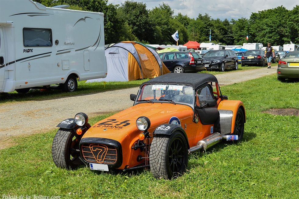 AA54 • Lotus Caterham Seven Roadsport 143 '00