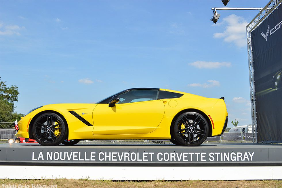 AG74 • Chevrolet Corvette C7 Stingray coupé Z51 '14