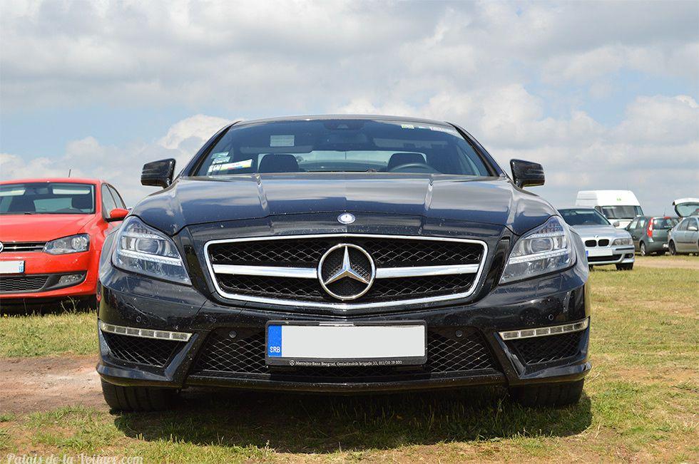 AG78 • Mercedes CLS (W218) 63 AMG '11