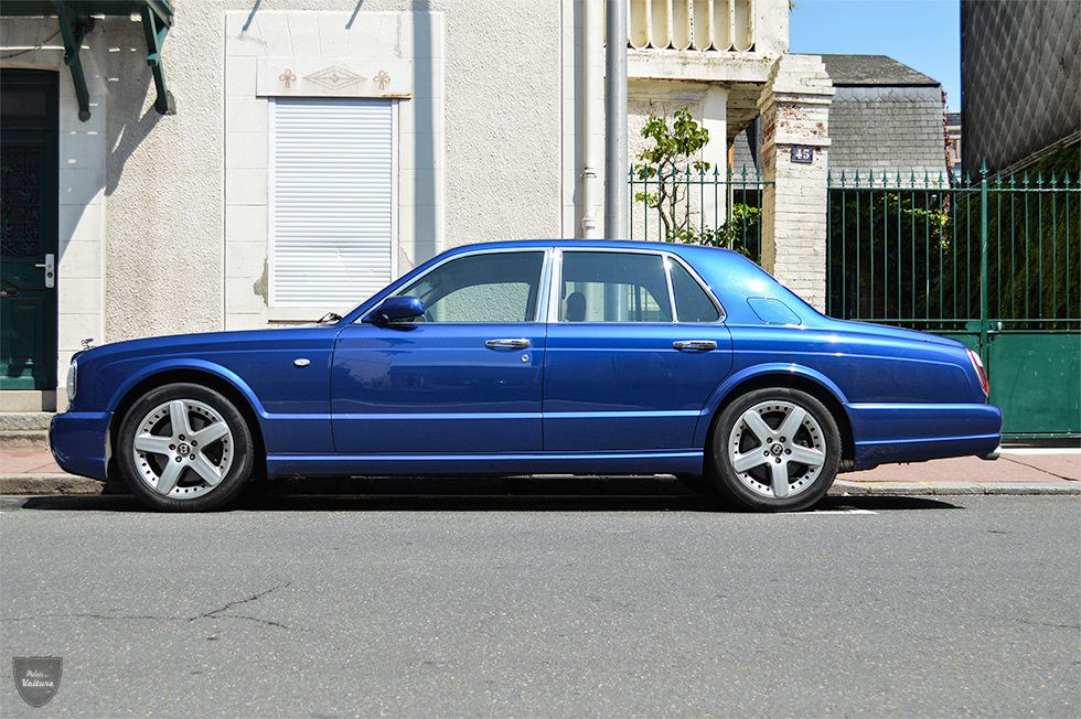 AG80 • Bentley Arnage T '02