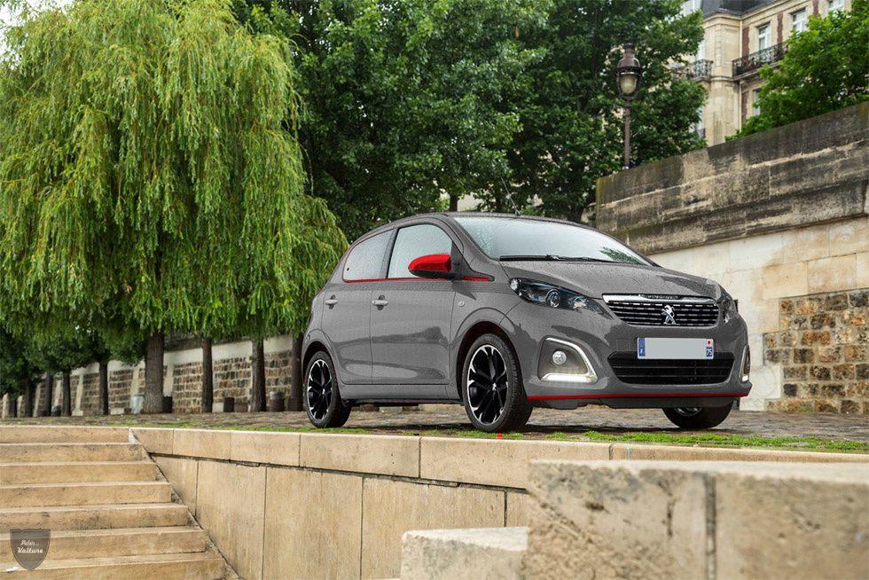 Et si Peugeot proposait la 108-R ?