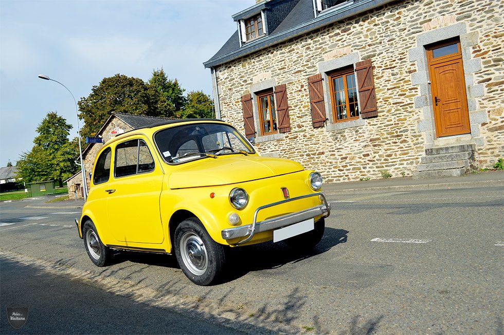 AC85 • Fiat 500 L '68