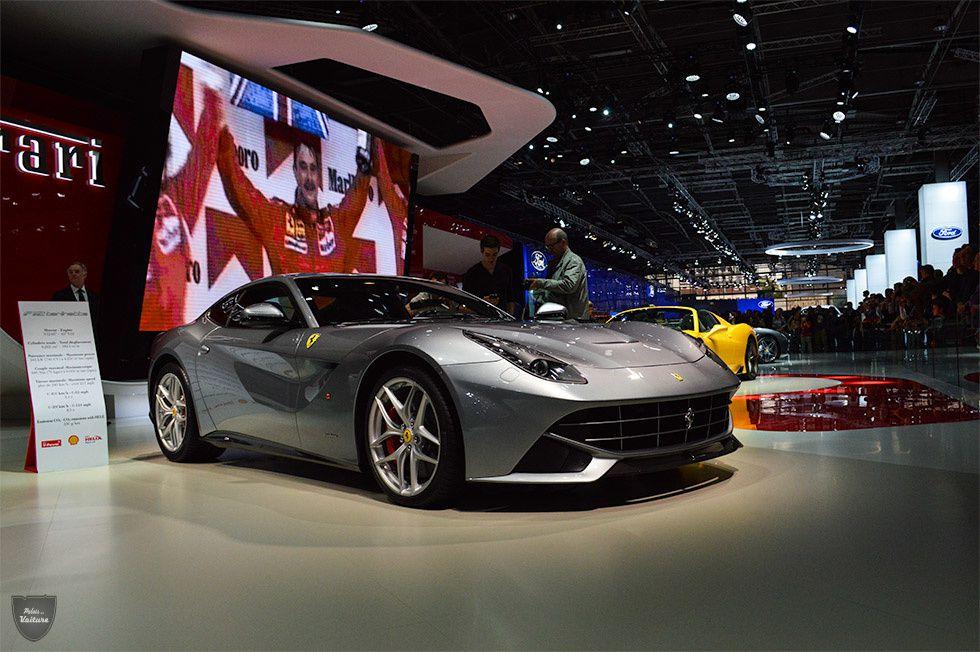 Mondial : il fait bon vivre chez Ferrari...