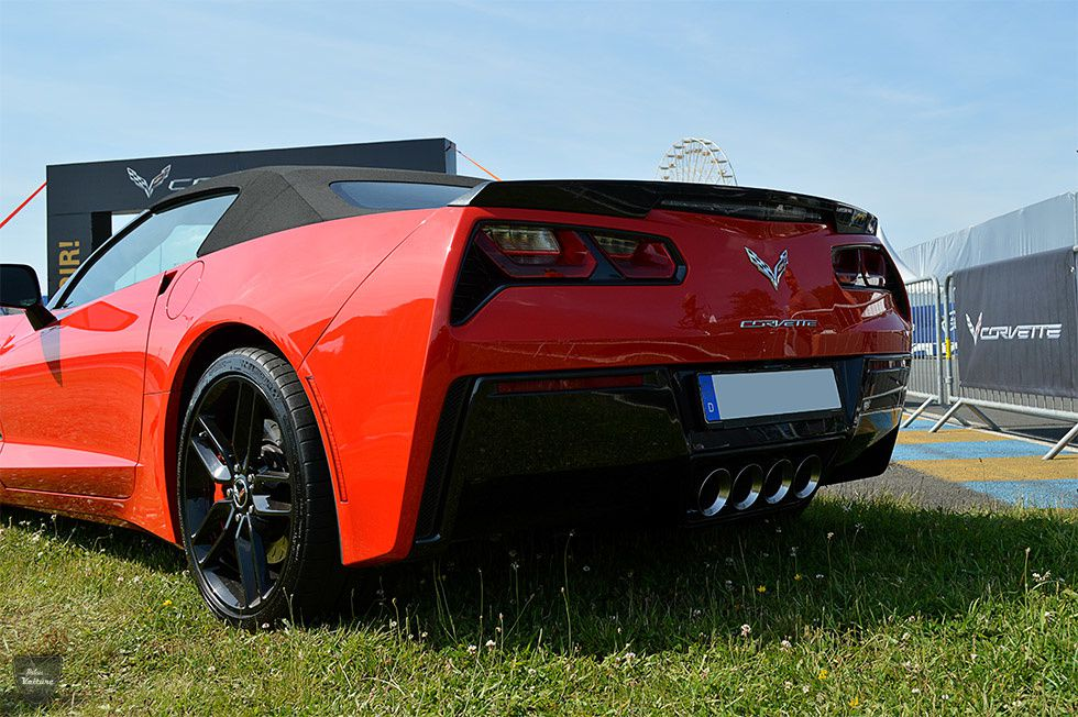 AG83 • Chevrolet Corvette C7 Stingray convertible Z51 '14