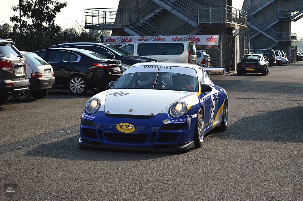 AA12 • Porsche 911 (997) GT3 Cup '08